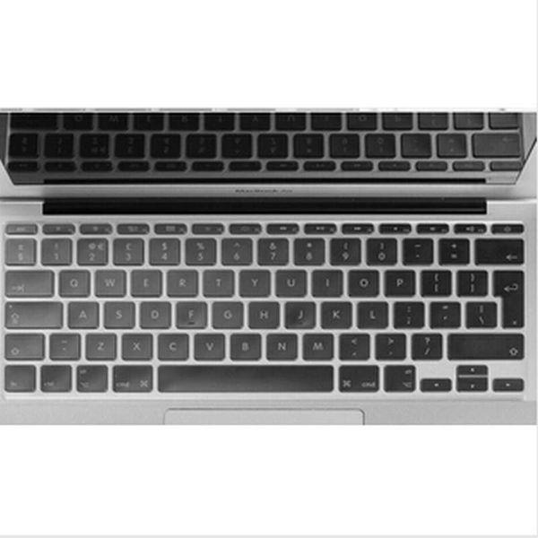 Ultrathin Clear EU/UK TPU Laptop Keyboard Skin Protector Cover Protective Film Sticker For Macbook .6 X10