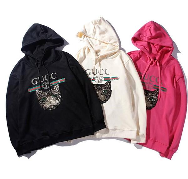 2018 печати толстовка женщины и мужчины хип-хоп толстовки пуловеры уличная кофты M-2XL