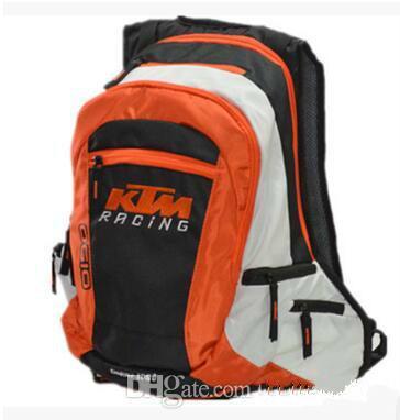 Marke Taschen-KTM Sporttaschen Radfahren Taschen Motorradhelme Taschen KTM Umhängetasche / Computer Tasche / Motorrad Tasche / bag2 Farben