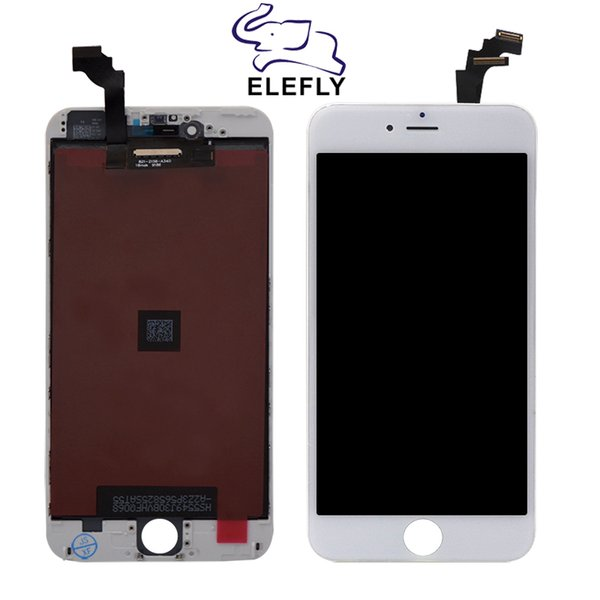 Factory Wholesale High Quality For iPhone 6plus 6+ LCD Display Digitizer Full Assembly Replacement with Free Shipping