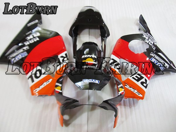 Custom Made Motorcycle Fairing Kit Fit For Honda CBR900RR CBR 900 RR 954 2002 2003 02 03 ABS Fairings fairing-kit Injection Molding C201
