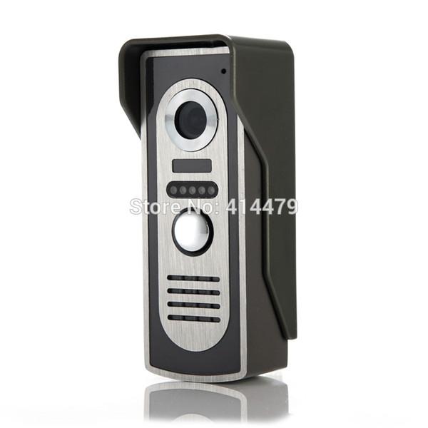 Unità esterna Telecamera a colori 700TVL Dispositivo per videocitofono videocitofonico Kit