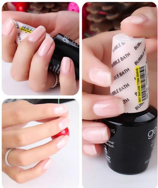 20pc 15ml gelcolor oak off uv gel nail poli h fangernail beauty care product 160color choo e for nail art de ign 273 color jy258, Red;pink