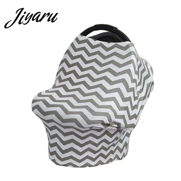 Mum Breastfeeding Infant Baby Car Seat Cover Nursing Udder Apron Blanket Shawl