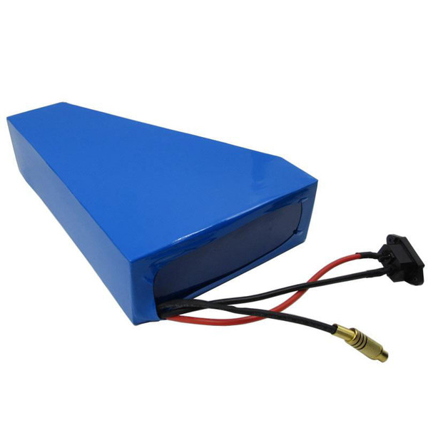 eu us no tax 1000w 36v lithium ion battery 25ah e scooter 36v 25ah triangle battery use 3.7v 2500mah 18650 cell with bag