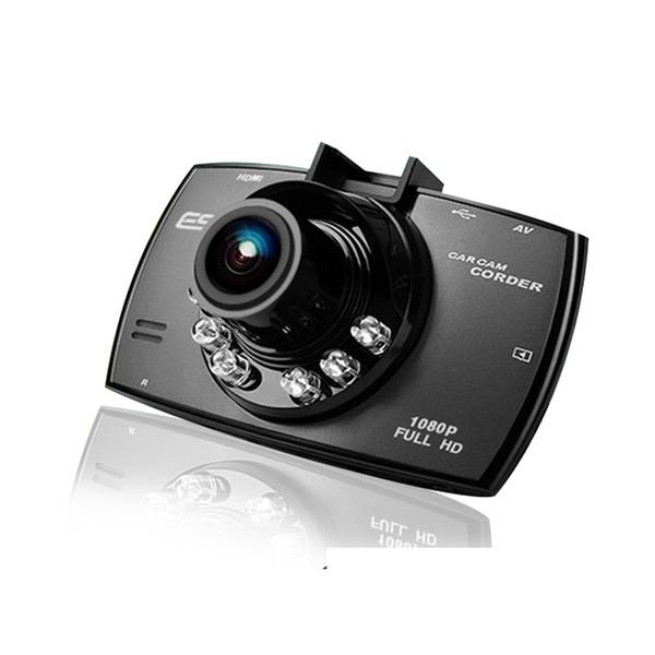 Car Camera G30 2.4 inch Full HD 720P Car DVR Video Recorder Dash Cam 90 Degree Wide Angle Motion Detection 10pcs/lot