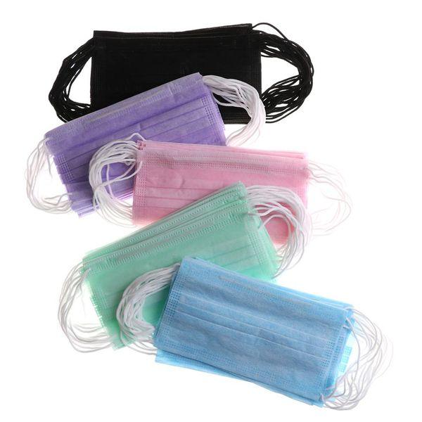 non-woven fabric medical disposable earloop masks