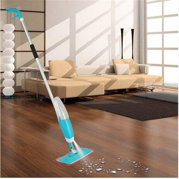 Practical Hot sales Environmental Water Home Used Spray Mop for Household Floor Cleaning Tools Mops
