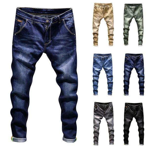 Sunfree Classic Hot Selling Free Shipping jeans pants men Straight Pants jeans Men para hombre New Trend 3L55