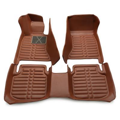 best selling Full Covered No Odor Waterproof Carpets Durable Special Car Floor Mats For CT200H ES250 ES330 ES300H ES350 GX460 GX470
