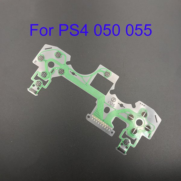 best selling Conductive Film Ribbon Circuit Board Film for PS4 Pro controller Joystick Flex Ribbon Cable JDS 050 055 Version High Quality FAST SHIP