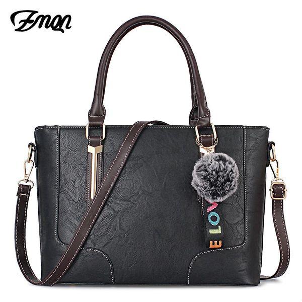 Luxury Handbags Bags For Women Large Capacity Ladies Hand Bags Vintage Tote Women Bags Designer Leather Handbags Black C643