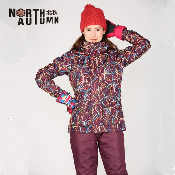 Clearance Ski Jacket Women Winter Jackets Warm Cheap Skiing Coat Female Snowboarding Jackets Hooded Fleece Inside Waterproof
