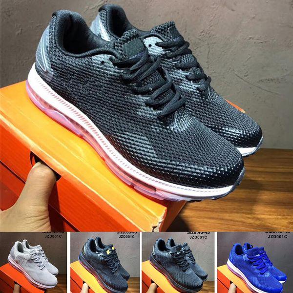 Compre Nike Air Max Sapatos Casuais Dos Homens Zoom Vomero 12 Correndo Esportes Linha De Vôo Idéias De Design De Alta Qualidade Ao Ar Livre Indoor