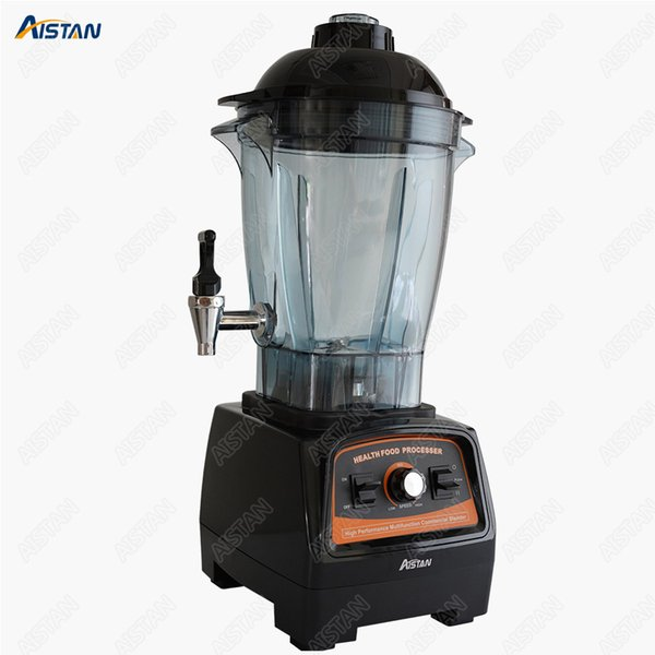A7600 3HP BPA FREE Heavy Duty 6L commercial professional smoothies powerful blender food mixer juicer with german motor 2800W