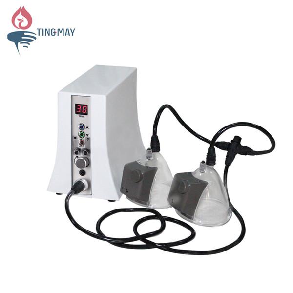 2018 Hot multifunctional Vacuum Breast Enlargement Pump Butt Enhancement Machine Buttocks Enlargement for Woman Home and Salon use