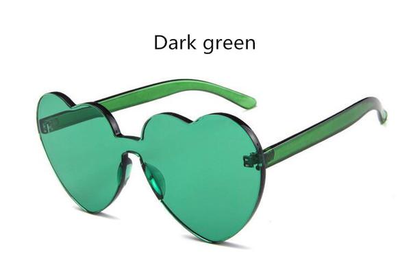 Koyu yeşil