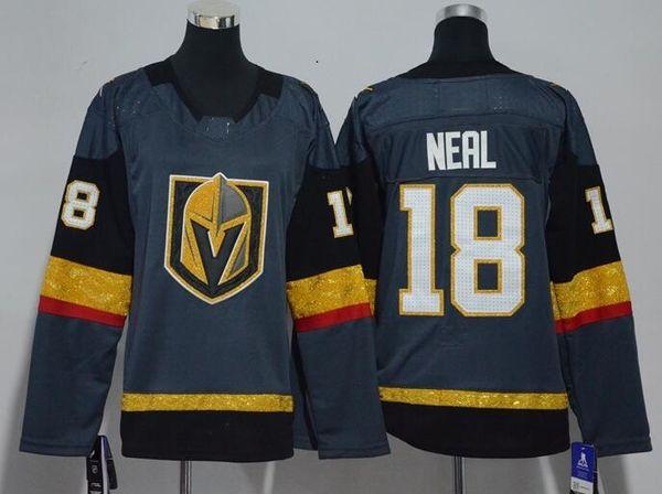 nhl hockey jerseys stanley cup champion Vegas Golden Knights Marc-Andre  Fleury James Neal Nate ba9ebb08b