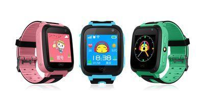 Q9 Kid Smart Watch Смарт-браслет Детские часы с дистанционной камерой LBS SOS Безопасные час