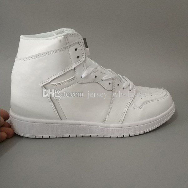 #20 All White