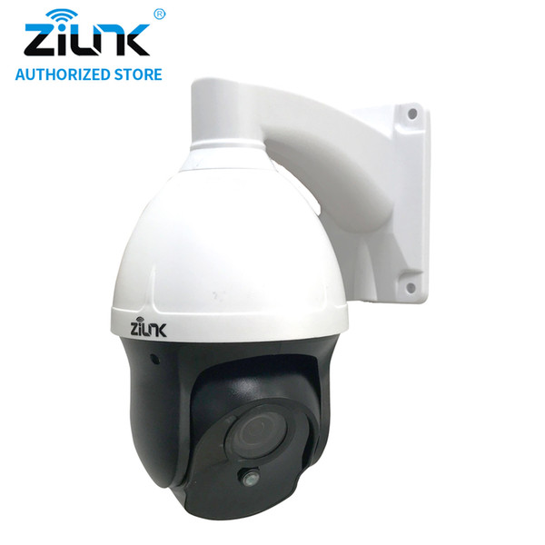 ZILNK Nuovo Mini 1080P 2MP HD 3 pollici Pan Tile Zoom Speed ​​Dome IP Camera impermeabile CCTV Supporto Motion Detection ONVIF H.264 Wired