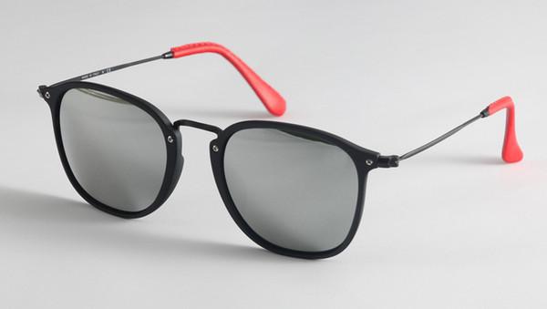 901S / 30 lentes de espejo de negro / Mercurio mate