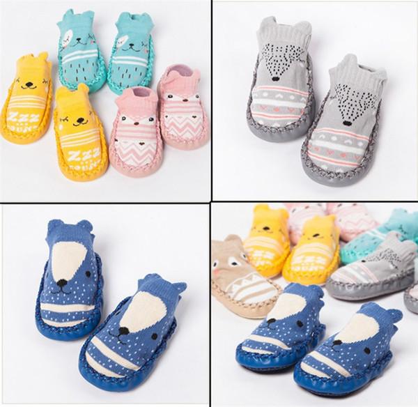 Compre 2018 Zapatos Para Niños Primavera Nuevos Zapatos De Bebé ...
