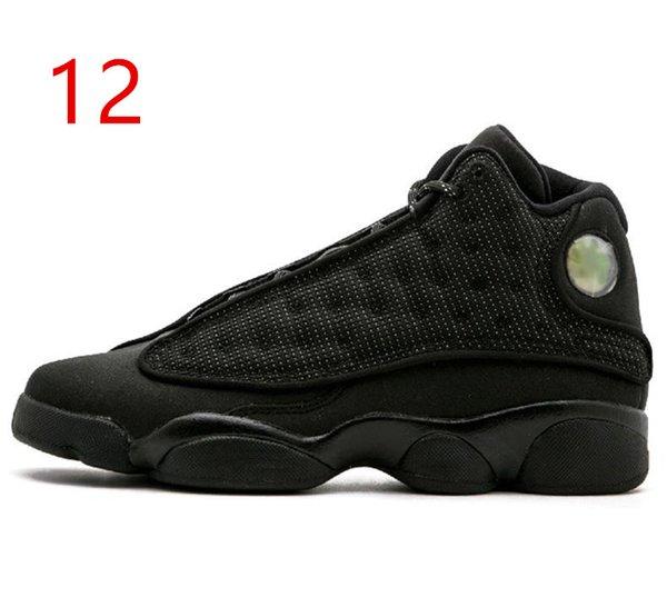 12 Black Cat