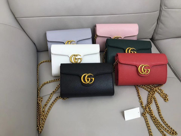 best selling New 2019 Women Shoulder Bags Handbags Famous Luxury Brands Designer Shoulder Bag Ladies Clutch Purses And Handbags