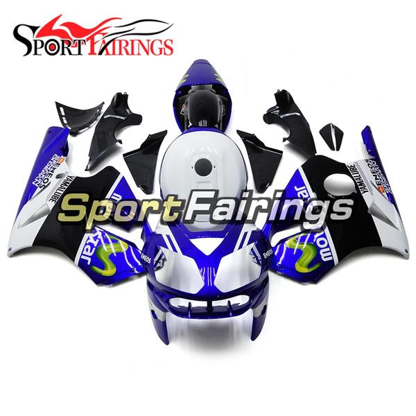 Новое прибытие синий белый ZX-12R 2003 2005 2004 2006 мотоцикл полный обтекатели для ZX12R 2002-2006 ZX-10R 02-06 обвес ABS обтекатель комплект