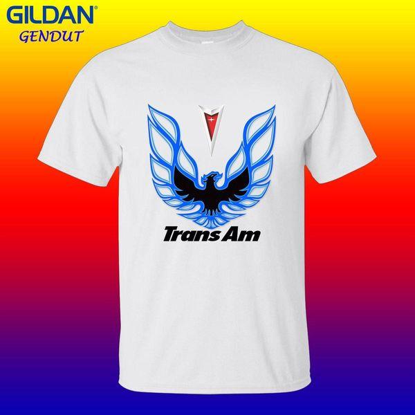 Pontiac TRANS AM1973 1974 1975 1976 1977 1978 Pontiac Yangın T-Shirt Boyut S 2XL Yeni 2018 Moda Sıcak Siyah Pamuk T-Shirt Camiseta