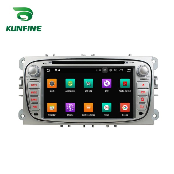 4GB RAM Android 8.0 Octa Core Car DVD GPS Player Navigation Stereo for FORD Focus 2008 2009 2010