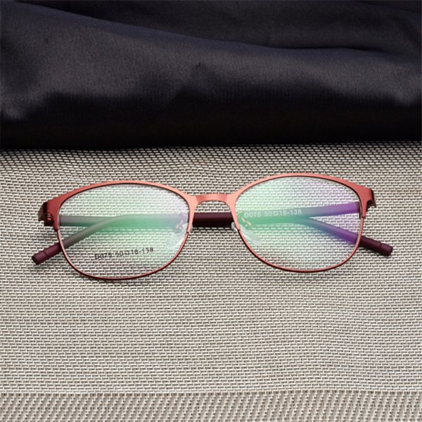 new arrival men woman titanium allow full rim eye glasses fashion men's eyeglasses super light casual optical frame for men