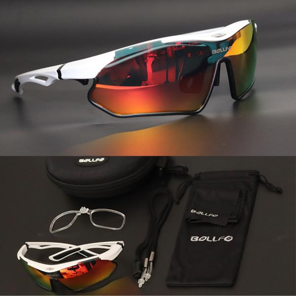 Kupit Optom Tour De France 2018 Polarized Cycling Glasses Man Uv400