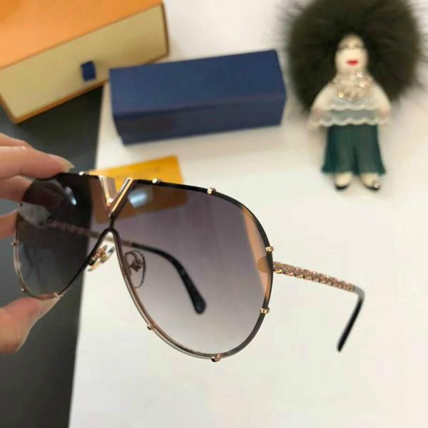 Yeni moda pilotlar tarzı L0898 çerçevesiz yansıtıcı kaplama cam zarif el yapımı anti-uv koruma ourdoor Sürücü güneş gözlüğü