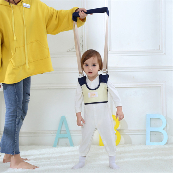 Transpirable Bebé Caminando Alas Padres Arneses Para Niños Pequeños Aprendizaje Caminar Cinturón Correa de Seguridad Ajustable Arnés de Ala Lleva