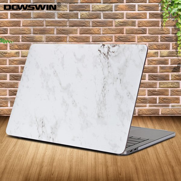 for macbook touch bar case, for macbook pro 13 15 touch bar marble case pattern cover with matte transparent keyboard cover