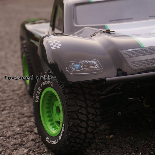 VKAR V3 MASC4x4 Waterproof 4WD Off-Road High speed electronics remote control Short Course Truck,1:10 Scale rc racing cars