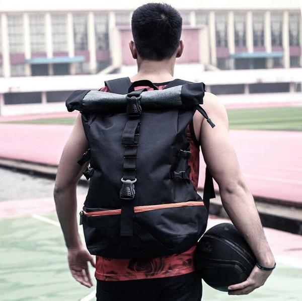 30pcs Men Backpacks Basketball Bag Sport Backpack School Bag For Teenager Outdoor