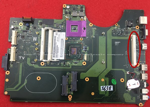 for ACER Aspire 8920G MBAP50B001 6050A2184601-MB-A02 965PM laptop motherboard DDR3 Fully tested