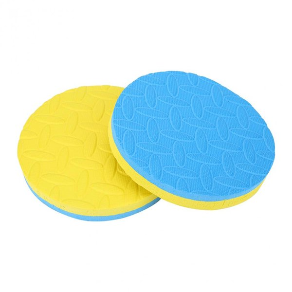Sports Elbow Safety Protector Yoga Workout Knee Elbow Training Pads EVA Foam Cushion Exercise Mats For Fitness Equipment