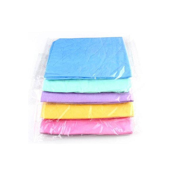 Medium OPP bags, deer skin towels, super absorbent, pet car maintenance products, microfiber towel dry hair towel.
