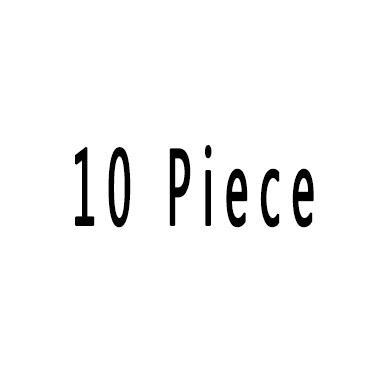 10 조각
