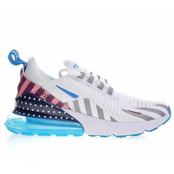 buy online 10763 0410f 270 Foto Zapatillas azules Azul marino Teal para hombre Flair Triple Negro  Trainer Calzado deportivo Tigre