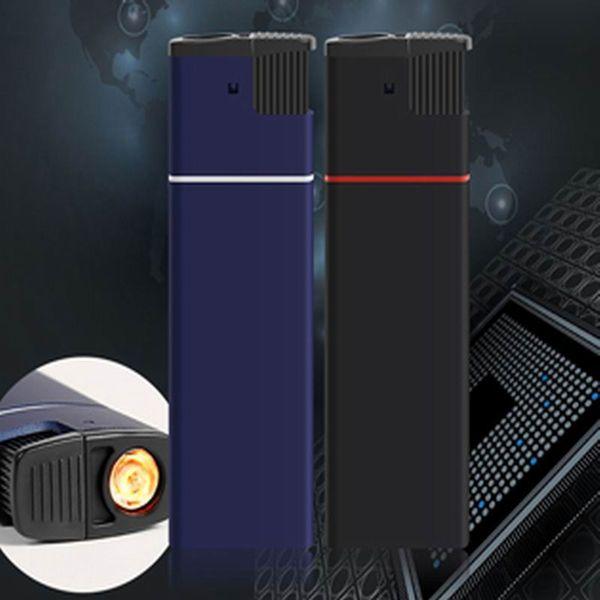 best selling Hot sal HD 1080P USB mini camera lighter night version mini camcorder high lighted flashlight mini dvr Lighter camera k6 USB Drive