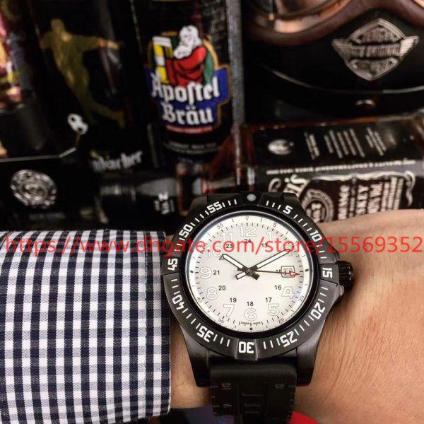 2019 Clásico Retro Precisión Importado Automático Maquinaria Calendario Árabe Calibración Digital Impermeable Correa Impermeable Relojes de los hombres