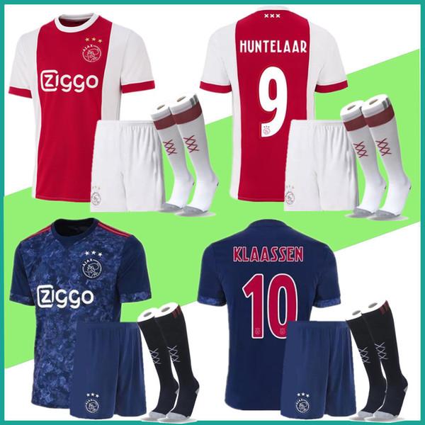 abbigliamento calcio AJAX personalizzata