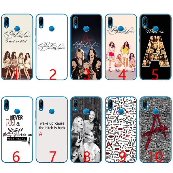 Pretty Little Liars tv Soft Silicone TPU Phone Case for Huawei Honor 7A Pro 6A 7X 8 Lite 9 Lite 10 Cover