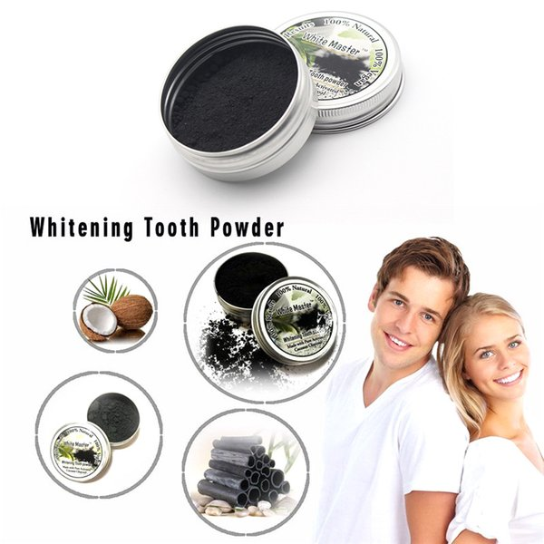 Oral Whitening Tooth Bamboo Activated Charcoal Powder Decontamination Tooth Yellow Stain Smoke Tooth Stain Bad Breath Oral Care 10g 3006036