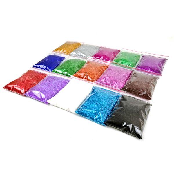 Shine Nail Glitter Powder for Nails Dust Powder Manicure Brillantini Tinsel Nail Art Decorations Purpurina beauty products 5g 70